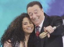 Sabrina venceu o Jovens Talentos, do programa Raul Gil. Foto: Reprodução