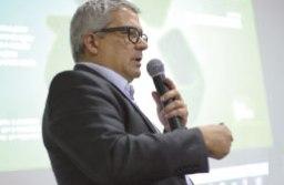 Chantre, da Braskem, apresentou o projeto PE Verde. Foto: Divulgação