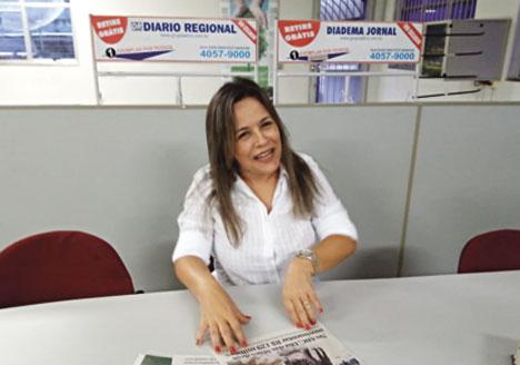 Denise Ventrici lança pré-candidatura  ao Executivo