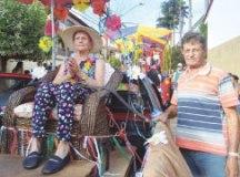 A mineira participou do Carnaval em sua cidade-natal este ano. Foto: Arquivo pessoal