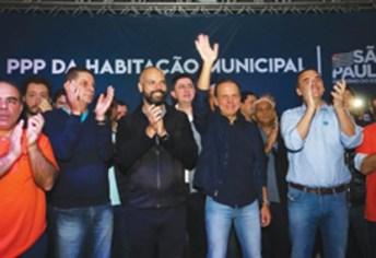 Governo do Estado firma convênio para viabilizar recursos para a PPP Municipal da Habitação