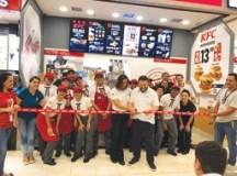 KFC abre segunda unidade em São Bernardo do Campo