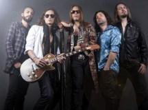Grupo norte-americano que mais vendeu cópias em toda a história ganha interpretação da banda Fever, considerada a cover oficial do Aerosmith na América Latina. Foto: Divulgação