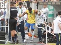 Contusão e corte da seleção pioraram situação de Neymar. Foto: Dida Sampaio/Estadão Conteúdo