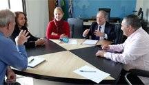 Câmara de Diadema renova convênio com a APAE e mantém intercâmbio com alunos