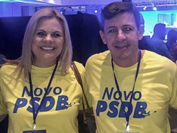 Orlando Morando é eleito para Executiva Nacional do PSDB
