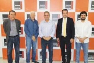 Consórcio ABC recebe visita do vice-prefeito de Santo André