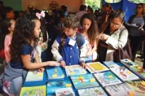 Parque Celso Daniel recebe segunda edição da Feira do Livro da Temática Ambiental