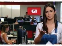 'É hora de dizer tchau', afirma Mari Palma ao pedir demissão da Globo