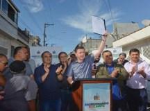 Prefeitura de São Bernardo reforça reforça investimentos em habitação e anuncia obras de contenção de encostas
