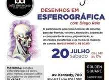 Betto Damasceno Galeria de Arte, do Golden Square Shopping, promoverá oficinas de arte nas férias de julho