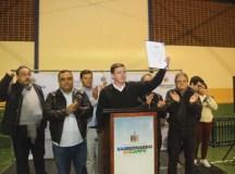 Em São Bernardo, programa de regularização de moradias chega ao Sítio Bom Jesus