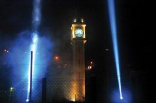 Inauguração da Torre do Relógio marca início do 19º Festival de Inverno de Paranapiacaba