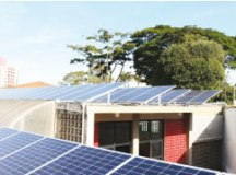 Colégio de S.André é 1º do ABC a contar com usina de energia solar