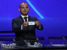 """Barcelona cai no """"grupo da morte"""" na Liga dos Campeões"""