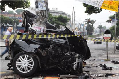 Número de mortes no trânsito da região cai 22,7% este ano