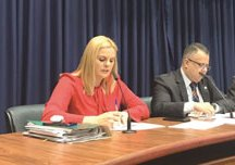 Carla Morando aprova primeiro projeto na Assembleia Legislativa