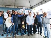 Prefeitura de São Bernardo regulariza 579 moradias no Jardim Canaã