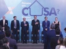 Caixa vai oferecer linha de crédito imobiliário de 4,95% a 2,95% mais IPCA