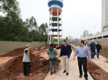 Prefeitura de São Bernardo inicia etapa final das obras do Parque das Bicicletas e entrega ocorre em outubro