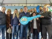 Prefeitura de São Bernardo entrega mais duas praças-parque e revitalização do CREC da Vila São Pedro