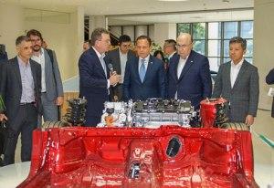 Toyota anuncia investimento de R$ 1 bilhão em Sorocaba para produzir novo veículo