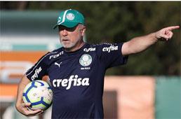 Palmeiras retorna ao Allianz Parque para tentar selar paz com a torcida