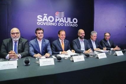 Governo e Prefeitura de SP terão integração em obras e programas na capital