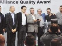 Grupo Renault-Nissan premia indústria de Diadema por qualidade no fornecimento