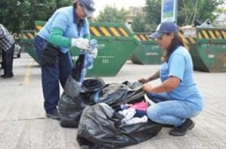 Estações de Coleta do Semasa agora são pontos fixos para arrecadação de roupas e calçados usados