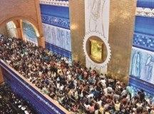 Aparecida espera mais de 170 mil romeiros para Dia da Padroeira