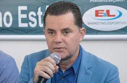 Meta do Água Santa é permanecer na elite, diz presidente do clube