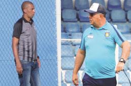 Cachorrão e Azulão iniciam disputa por vaga na final