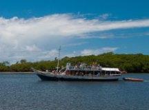 Vilarejo na Bahia, Santo André é sol, mar e muito sossego