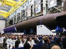Bolsonaro não cita França em cerimônia de submarino financiado pelo país europeu