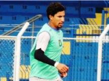 Alex Reinaldo festeja gol que garantiu o título da Copa Paulista