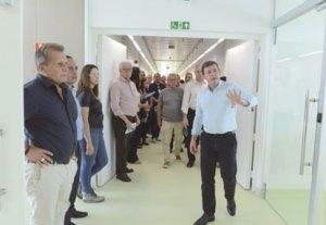 Hospital de Urgência de São Bernardo está com 97% das obras concluídas