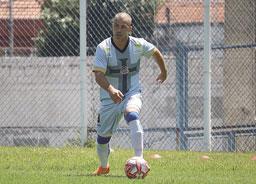 Vice-campeão paulista pelo Audax, volante Velicka é o quarto reforço do Água Santa