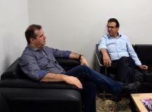 Luiz Marinho visita Luiz Fernando na Alesp; na pauta, as eleições de 2020