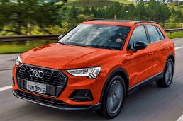 Novo Audi Q3 chega ao Brasil com preços a partir de R$ 179.990