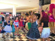 Atrium Shopping promove Bailinhos de Carnaval