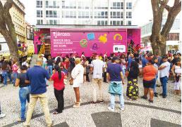 Caminhão itinerante do Serasa Consumidor chega a Diadema com serviços gratuitos