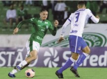 Água Santa e Guarani ficam no 0 a 0 em jogo fraco