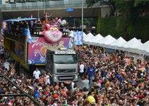 São Paulo tem blocos de carnaval para todos os gostos, confira