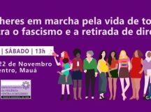 Mulheres do ABC se reúnem em Mauá, no próximo sábado, na Marcha pela Vida de Todas
