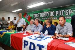 PDT confirma pré-candidatura de Donisete Braga em Mauá