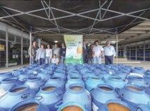 São Bernardo entra para o Guinness Book por recorde na arrecadação de óleo de cozinha usado