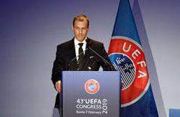 Uefa quer conclusão de campeonatos: 'É melhor jogar sem torcida do que não jogar'