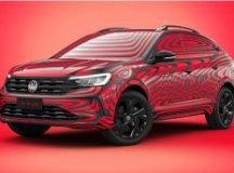 Com lançamento previsto para este semestre, VW Nivus é mistura de estilos