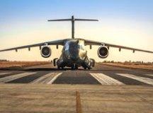 Aviões militares levam 317 mil máscaras e suprimentos para Manaus